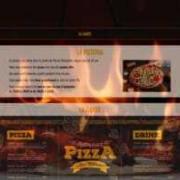 Site pour une pizzeria